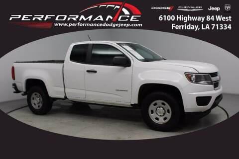 2016 Chevrolet Colorado for sale at Performance Dodge Chrysler Jeep in Ferriday LA