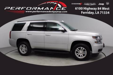 2020 Chevrolet Tahoe for sale at Performance Dodge Chrysler Jeep in Ferriday LA