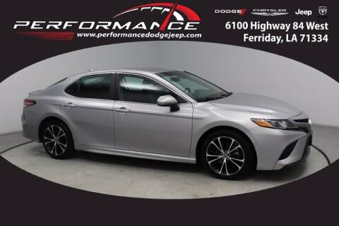 2019 Toyota Camry for sale at Performance Dodge Chrysler Jeep in Ferriday LA