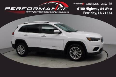 2019 Jeep Cherokee for sale at Performance Dodge Chrysler Jeep in Ferriday LA