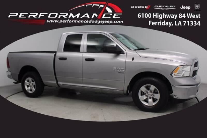 2019 RAM Ram Pickup 1500 Classic for sale at Performance Dodge Chrysler Jeep in Ferriday LA