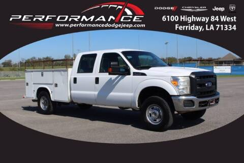 2014 Ford F-250 Super Duty for sale at Performance Dodge Chrysler Jeep in Ferriday LA