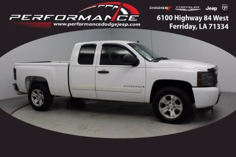 2008 Chevrolet Silverado 1500 for sale at Performance Dodge Chrysler Jeep in Ferriday LA