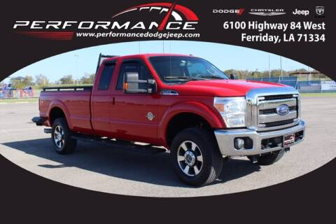 2015 Ford F-350 Super Duty for sale at Performance Dodge Chrysler Jeep in Ferriday LA