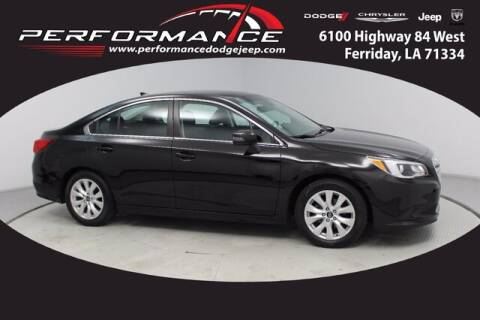 2017 Subaru Legacy for sale at Performance Dodge Chrysler Jeep in Ferriday LA