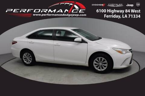 2015 Toyota Camry for sale at Performance Dodge Chrysler Jeep in Ferriday LA
