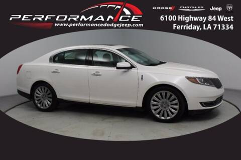 2015 Lincoln MKS for sale at Performance Dodge Chrysler Jeep in Ferriday LA