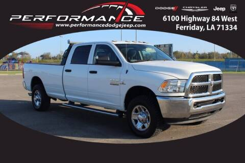 2018 RAM Ram Pickup 3500 for sale at Performance Dodge Chrysler Jeep in Ferriday LA