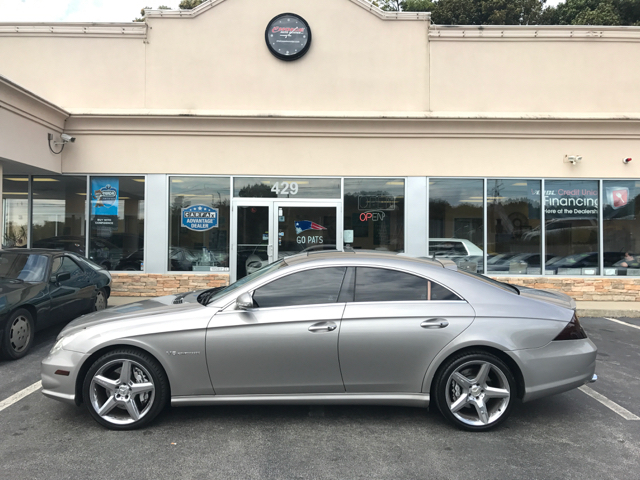 2006 Mercedes Benz CLS For Sale At Choice Auto Center In Shrewsbury MA