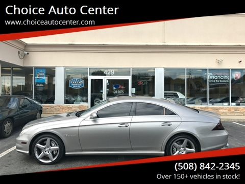 Mercedes-Benz For Sale in Shrewsbury, MA - Choice Auto Center