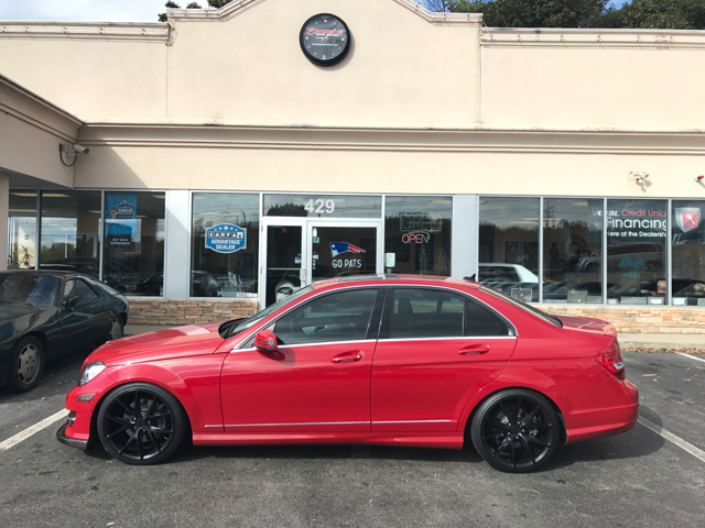 2014 Mercedes Benz C Class For Sale At Choice Auto Center In Shrewsbury MA