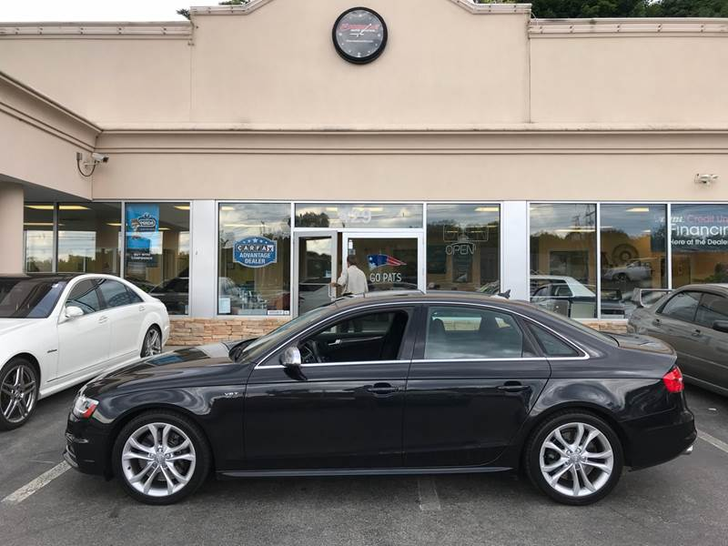 2013 Audi S4 30t Quattro Premium Plus In Shrewsbury Ma Choice