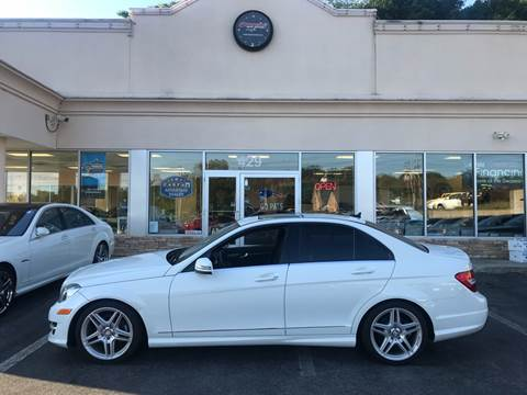 2012 Mercedes Benz C Class For Sale In Shrewsbury, MA