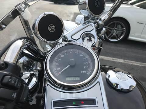 2011 Harley Davidson FLHR Road King