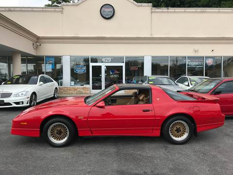 1989 Pontiac Firebird for sale in Shrewsbury, MA