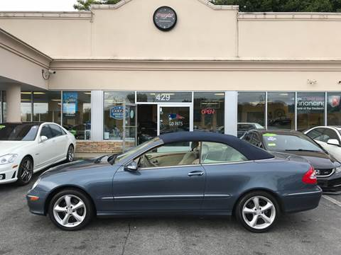 2004 Mercedes Benz CLK For Sale In Shrewsbury, MA