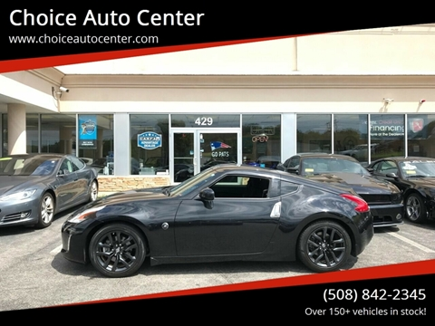 Nissan 350z 2015 >> 2015 Nissan 370z For Sale In Shrewsbury Ma