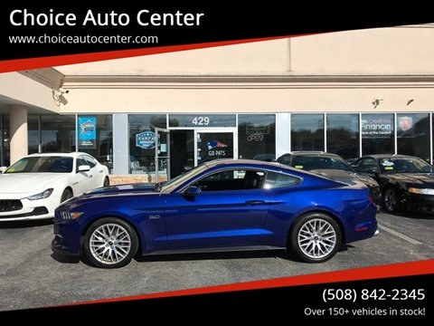 2016 Ford Mustang for sale in Shrewsbury, MA