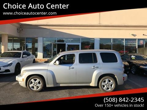2010 Chevrolet HHR for sale at Choice Auto Center in Shrewsbury MA