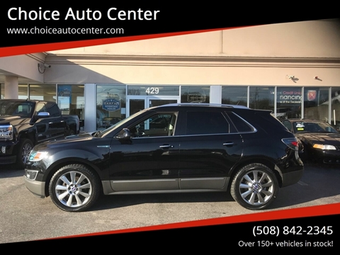 2011 Saab 9-4X for sale at Choice Auto Center in Shrewsbury MA