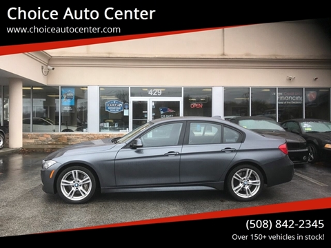 2013 BMW 3 Series for sale at Choice Auto Center in Shrewsbury MA