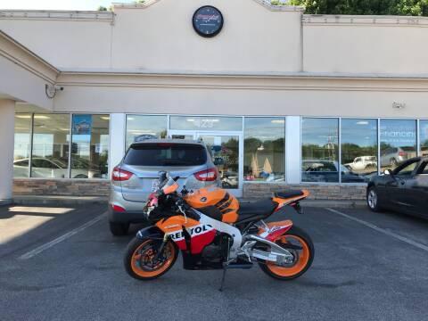 2011 Honda CBR1000RR