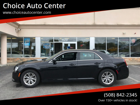 2017 Chrysler 300 for sale at Choice Auto Center in Shrewsbury MA