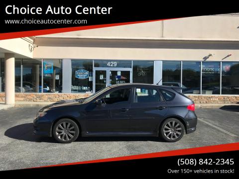 2009 Subaru Impreza for sale at Choice Auto Center in Shrewsbury MA