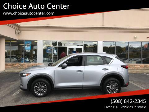 2017 Mazda CX-5 for sale at Choice Auto Center in Shrewsbury MA