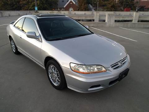 2002 Honda Accord for sale in Fayetteville, AR