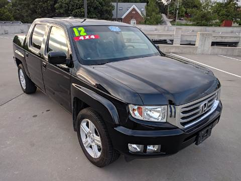 2012 Honda Ridgeline For Sale In Fayetteville, AR