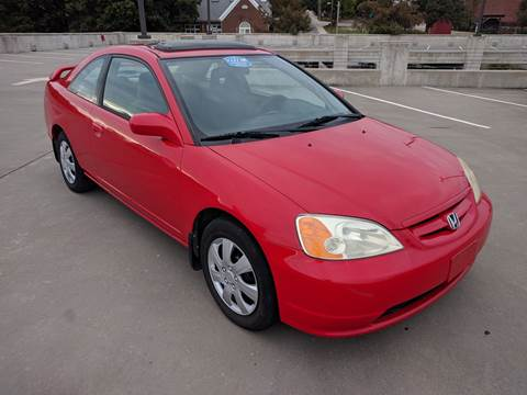 2002 Honda Civic For Sale In Fayetteville, AR