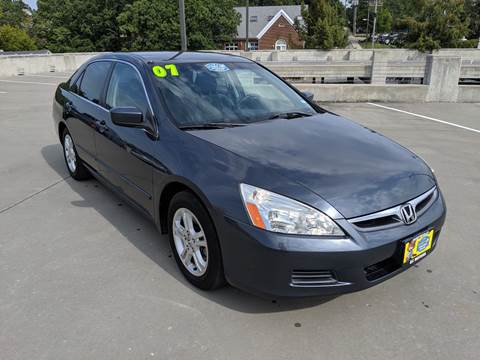 2007 Honda Accord for sale in Fayetteville, AR