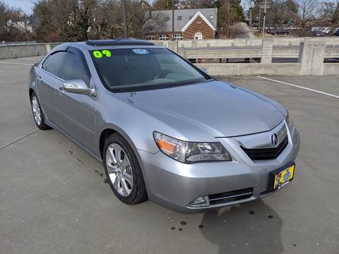 2009 Acura RL for sale in Fayetteville, AR