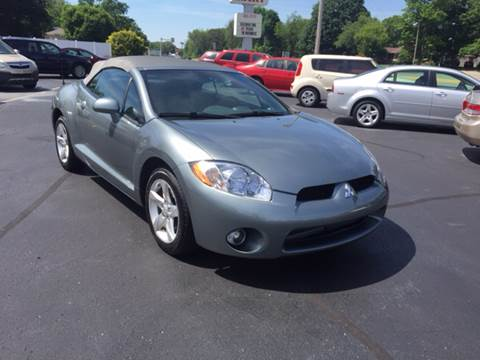 2008 Mitsubishi Eclipse Spyder for sale in Greenwood, IN