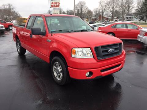 2008 Ford F-150 for sale in Greenwood, IN