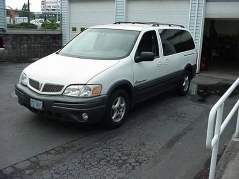 2003 Pontiac Montana for sale in Gladstone, OR