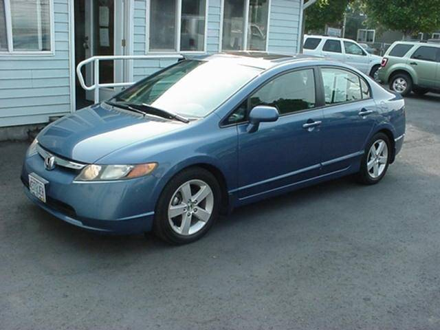 2006 Honda Civic For Sale At PIONEER AUTO WHOLESALE In Gladstone OR
