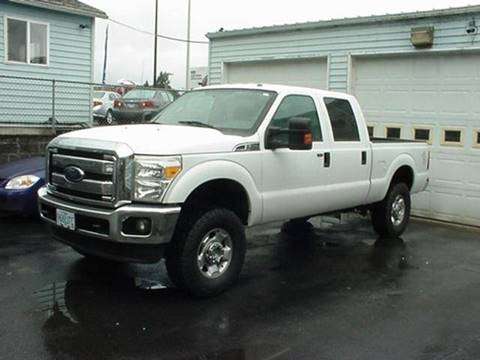 2012 Ford F-250 Super Duty for sale in Gladstone, OR
