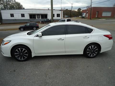 2016 Nissan Altima for sale in Greenville, AL