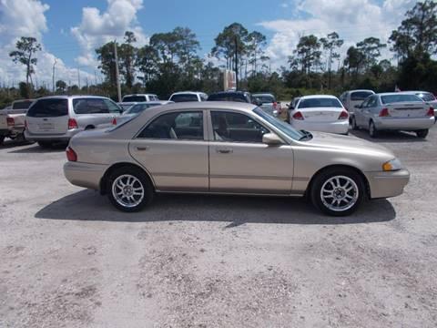 2000 Mazda 626 for sale in Okeechobee, FL