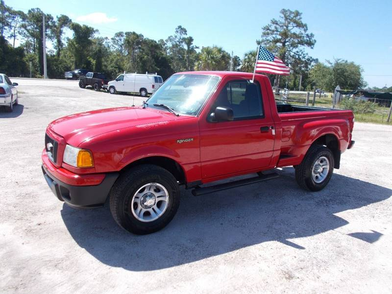 2004 ford ranger edge in okeechobee fl - m & m auto brokers inc