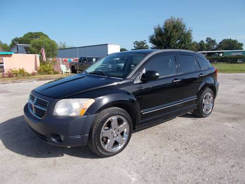 2007 Dodge Caliber for sale at M & M AUTO BROKERS INC in Okeechobee FL