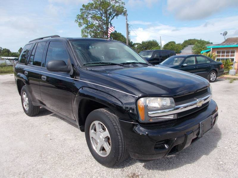 2006 Chevrolet TrailBlazer For Sale At M U0026 M AUTO BROKERS INC In Okeechobee  FL