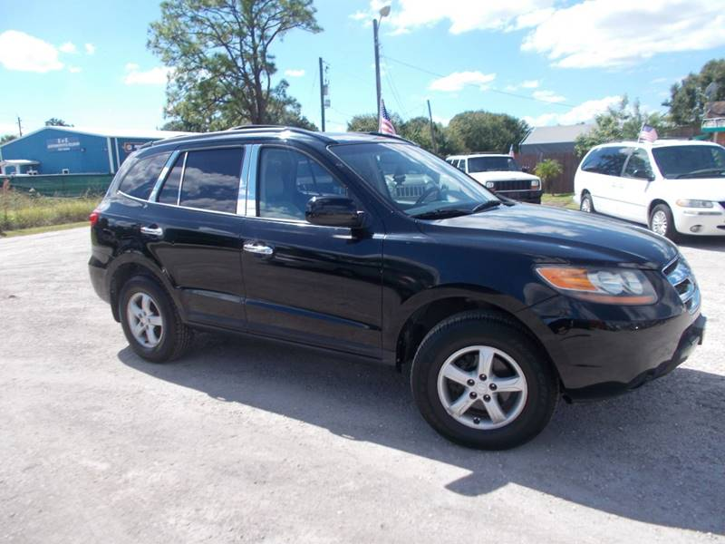 2007 Hyundai Santa Fe For Sale At M U0026 M AUTO BROKERS INC In Okeechobee FL