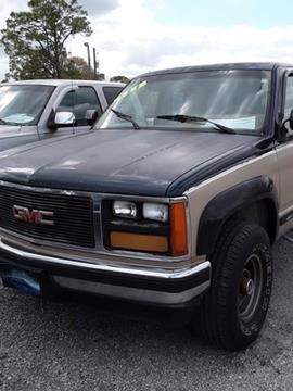 1989 GMC Sierra 1500 for sale in Okeechobee, FL