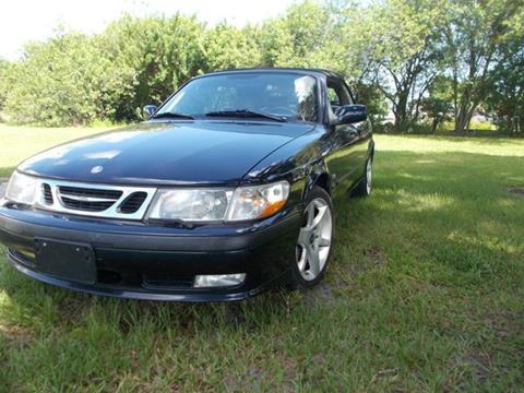 2002 Saab 9-3 for sale in Okeechobee, FL