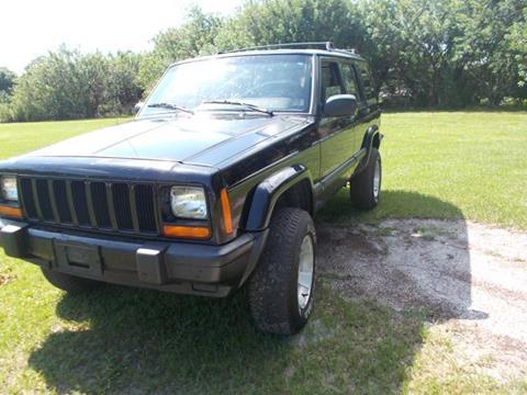 1999 Jeep Cherokee for sale in Okeechobee, FL
