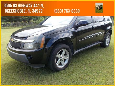 2006 Chevrolet Equinox for sale in Okeechobee, FL