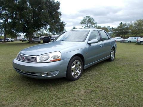2003 Saturn L-Series for sale in Okeechobee, FL